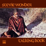 Stevie Wonder Talking Book HIGH RESOLUTION COVER ART
